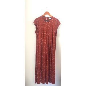 Universal Thread floral maxi dress size XXL